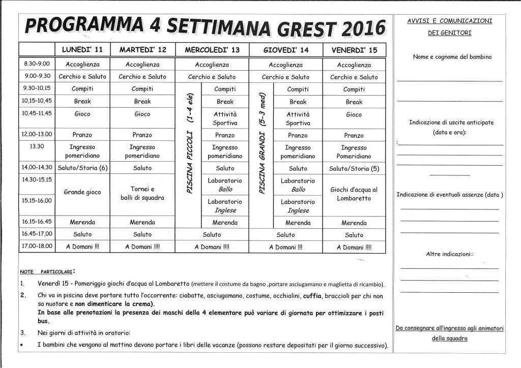 2016 grest - 4 sett
