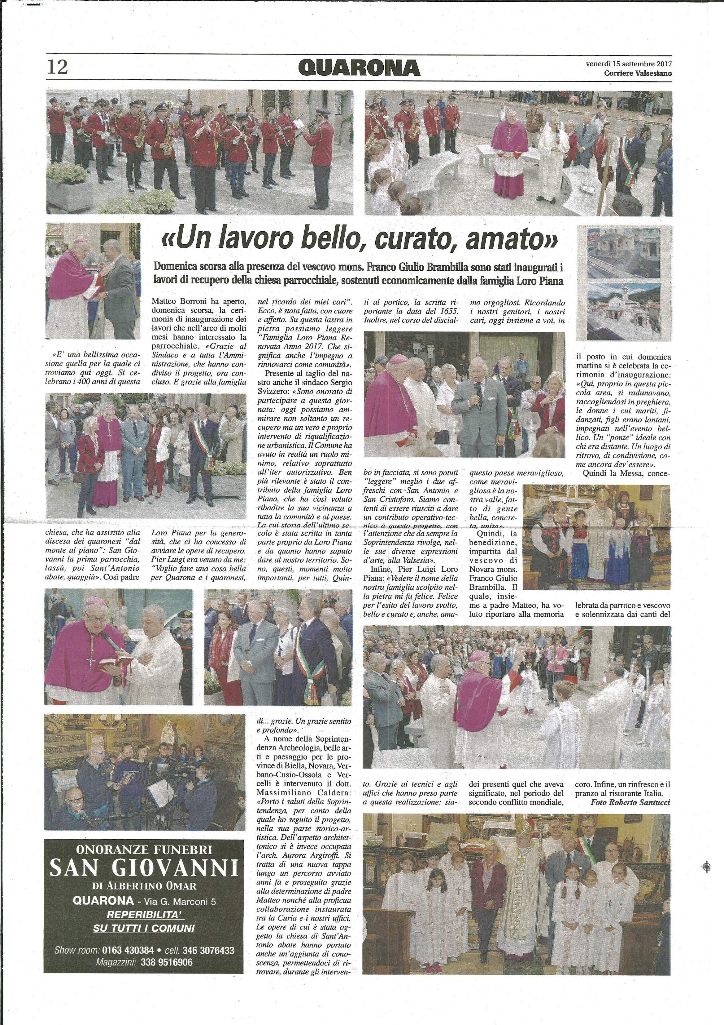 2017-09-10 inaugurazione chiesa
