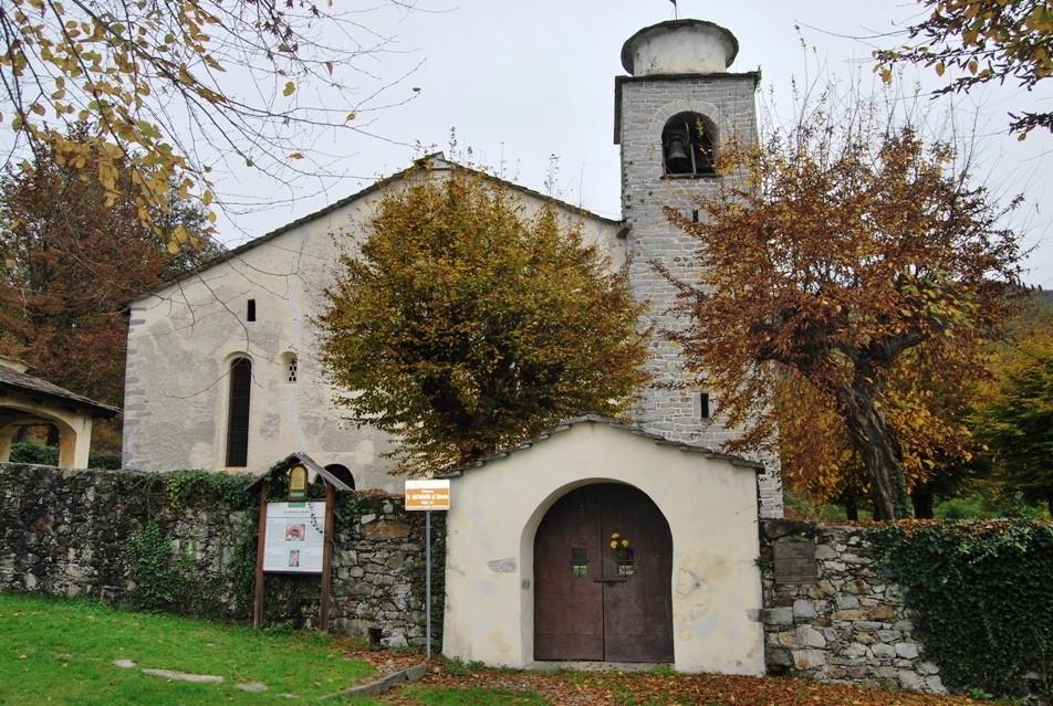 chiesa S.Giovanni al monte