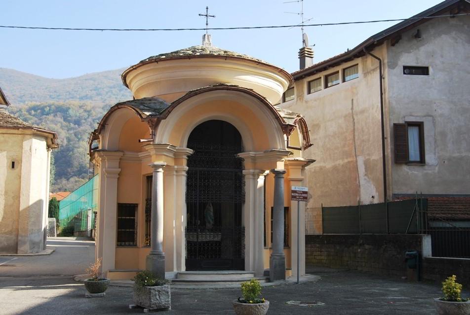 cappella Madonna di Lourdes