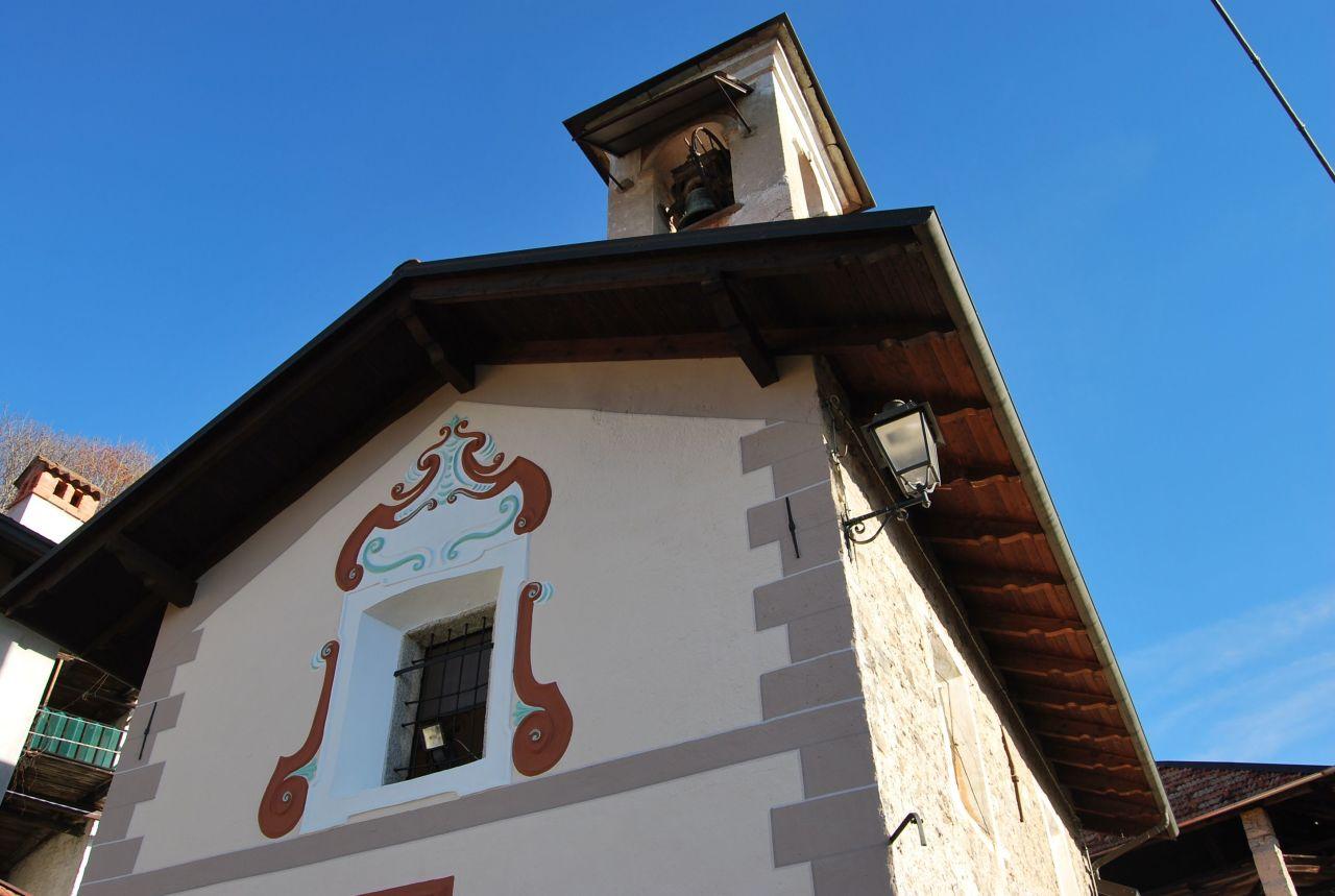 chiesa s.Anna Cavaglia Morondo