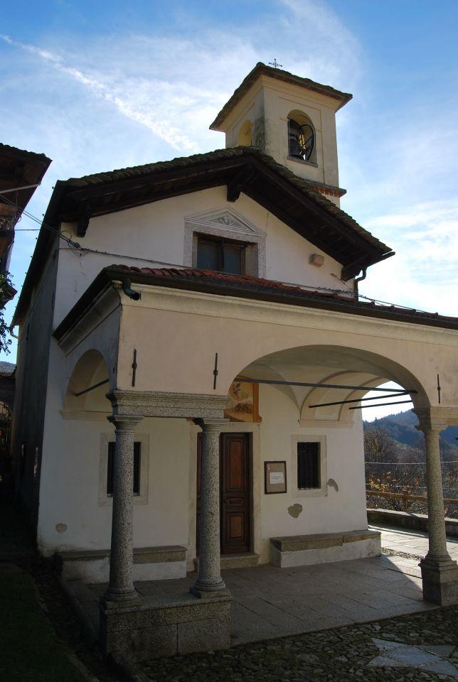 chiesa s.Rocco Cavaglia Sterna