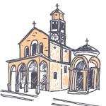 logo chiesa colori